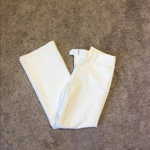 New York & Co. white trousers